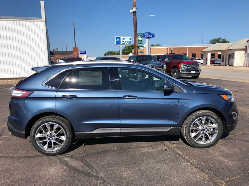 Ford Edge For Sale At Barry Motor Company In Danbury Ia