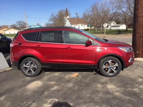2017 Ford Escape for sale in Danbury IA