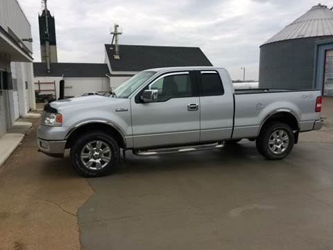 2004 Ford F-150 for sale in Danbury, IA