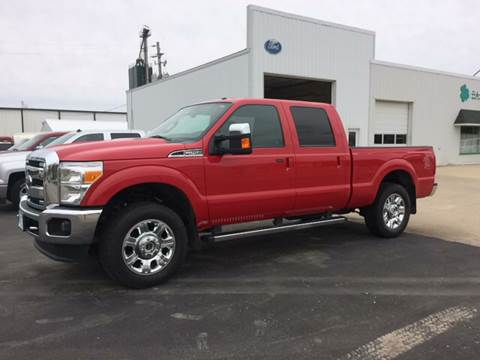 2014 Ford F-250 Super Duty for sale in Danbury, IA