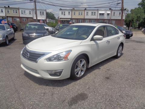 2014 Nissan Altima for sale in Essex, MD