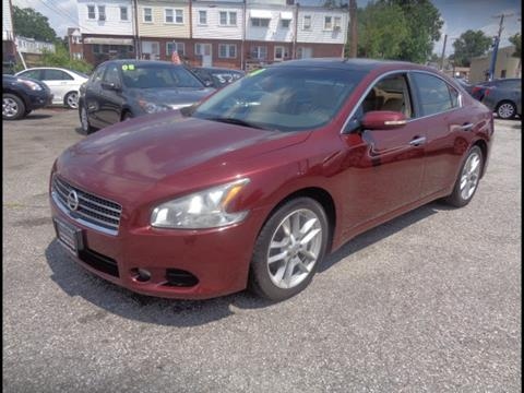 2010 Nissan Maxima for sale in Essex, MD