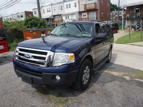 2012 Ford Expedition for sale in Essex MD