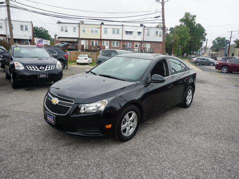 2014 Chevrolet Cruze for sale in Essex, MD