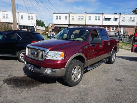 2005 Ford F-150 for sale in Essex, MD