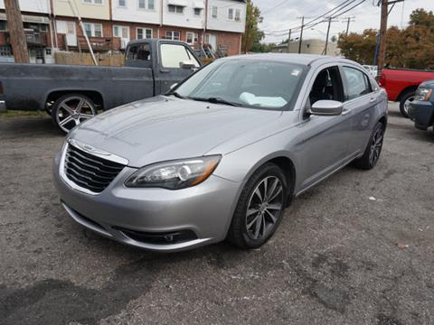 2013 Chrysler 200 for sale in Essex MD