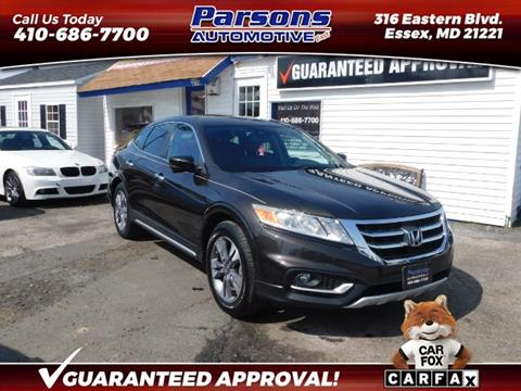 2013 Honda Crosstour for sale in Essex, MD