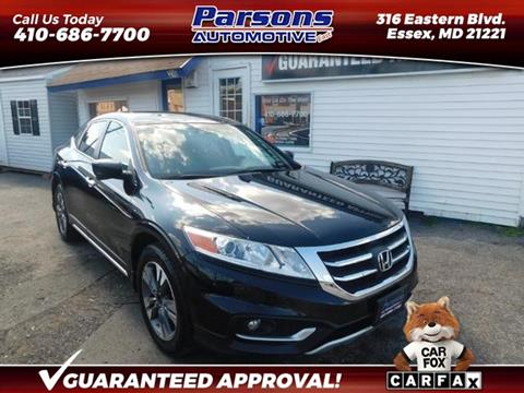 2014 Honda Crosstour for sale in Essex, MD