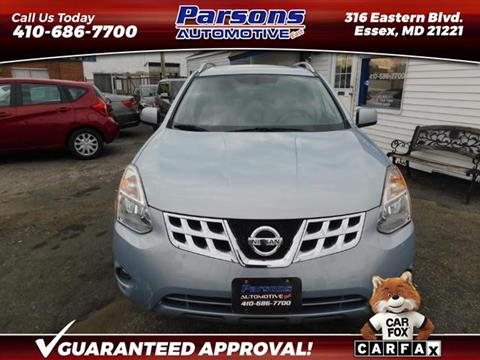 2013 Nissan Rogue for sale in Essex, MD