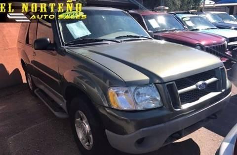 2003 Ford Explorer Sport for sale in Phoenix, AZ