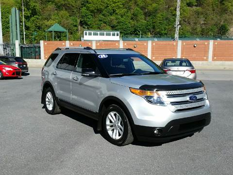 2014 Ford Explorer for sale in Johnstown, PA