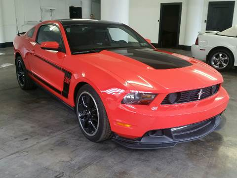 2012 Ford Mustang for sale in Johnstown PA