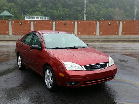 2005 Ford Focus for sale in Johnstown, PA