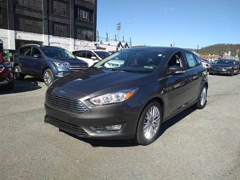 2017 Ford Focus for sale in Johnstown PA