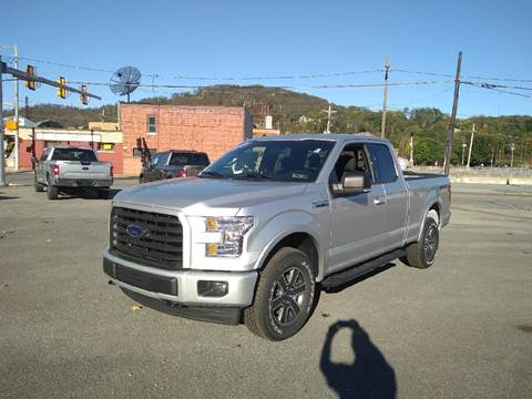 2017 Ford F-150 for sale in Johnstown, PA