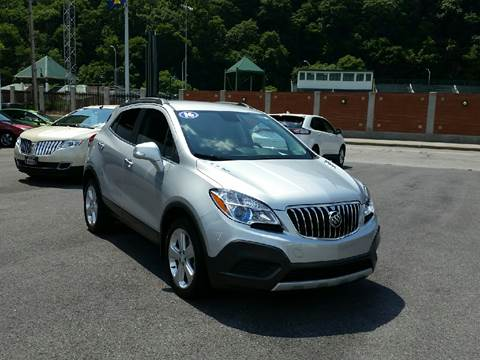 2016 Buick Encore for sale in Johnstown, PA