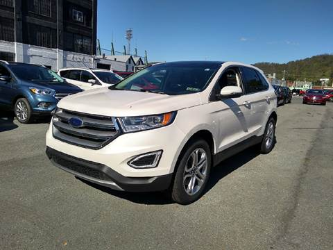 2017 Ford Edge for sale in Johnstown, PA