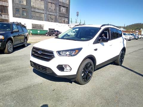 2017 Ford Escape for sale in Johnstown PA