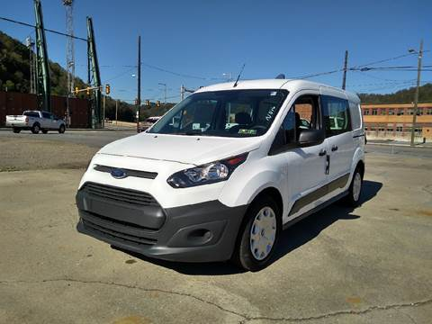 2017 Ford Transit Connect Cargo for sale in Johnstown PA