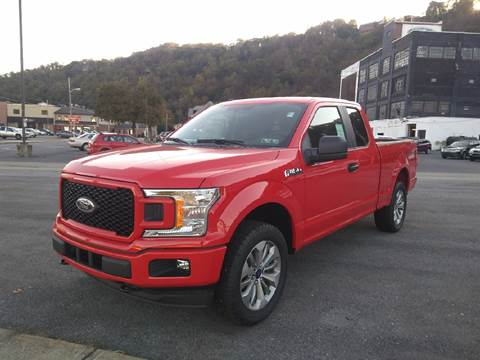 2018 Ford F-150 for sale in Johnstown PA