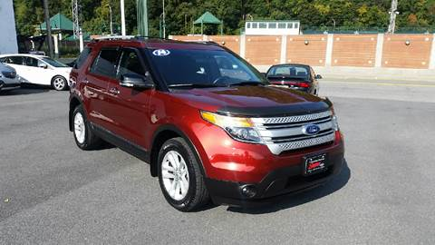 2014 Ford Explorer for sale in Johnstown PA