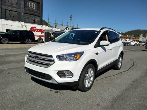 2018 Ford Escape for sale in Johnstown PA