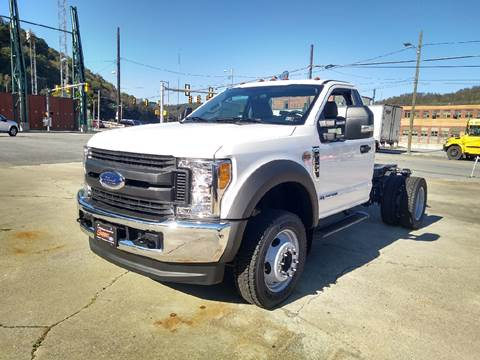 2017 Ford F-550 for sale in Johnstown PA