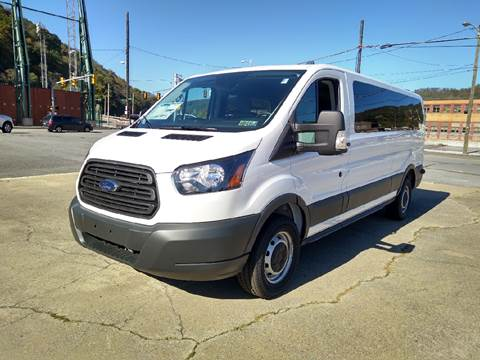 2017 Ford Transit Wagon for sale in Johnstown, PA