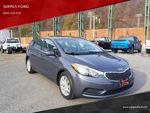 2016 Kia Forte for sale in Johnstown, PA