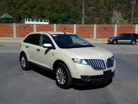 2014 Lincoln MKX for sale in Johnstown, PA