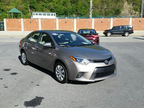 2015 Toyota Corolla for sale in Johnstown, PA