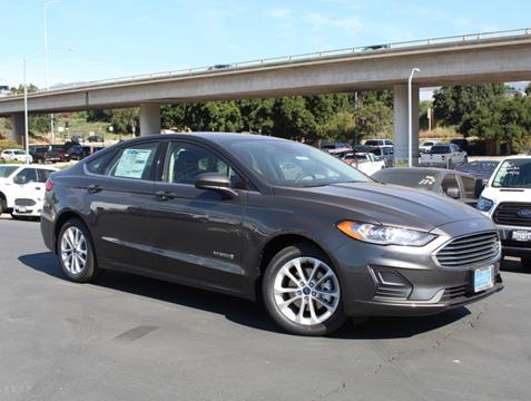 Ford Fusion Hybrid For Sale >> Ford Fusion For Sale In Glendora Ca Colley Ford