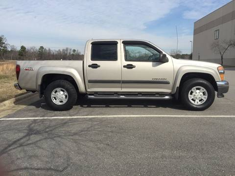 2004 GMC Canyon for sale in Smithfield, NC