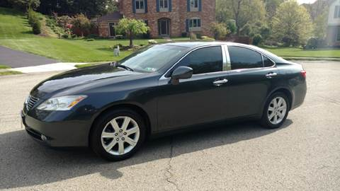 2007 Lexus ES 350 for sale in Pittsburgh, PA