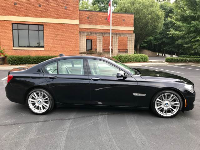 2011 BMW 7 Series For Sale At P Great Ride Auto Brokers LLC In