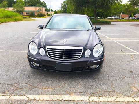 2008 Mercedes-Benz E-Class for sale at P & P Great Ride Auto Brokers LLC in Atlanta GA