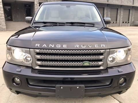 2009 Land Rover Range Rover Sport for sale at P & P Great Ride Auto Brokers LLC in Atlanta GA
