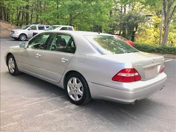 2004 Lexus LS 430 for sale in Atlanta, GA