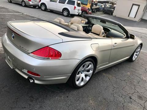 2004 BMW 6 Series for sale in Atlanta, GA