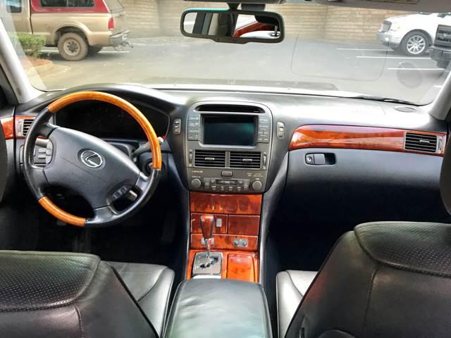 2004 Lexus LS 430 for sale at P & P Great Ride Auto Brokers LLC in Atlanta GA