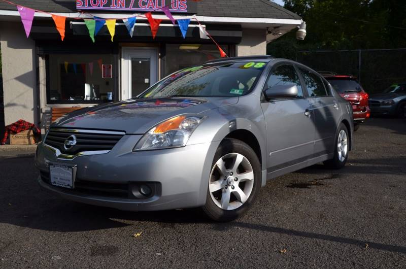 2008 Nissan Altima For Sale At Lenders Auto Group In Hillside NJ