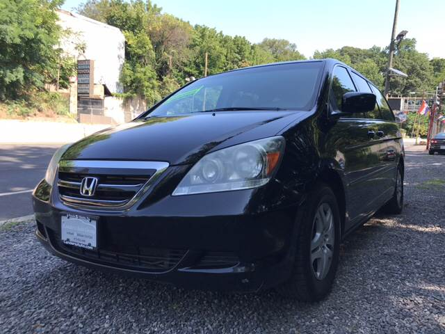 2007 honda odyssey ex l w navi w dvd in hillside nj for Honda odyssey for sale nj