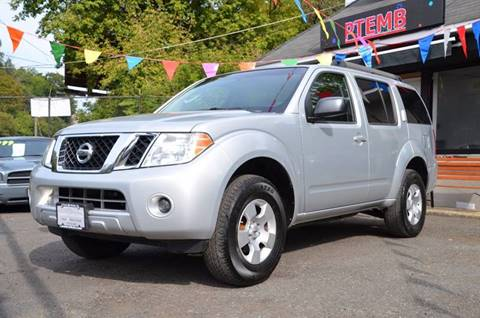 2009 Nissan Pathfinder for sale in Hillside, NJ