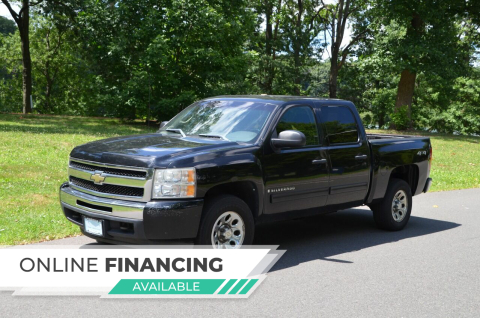 2009 Chevrolet Silverado 1500 for sale at Lenders Auto Group in Hillside NJ