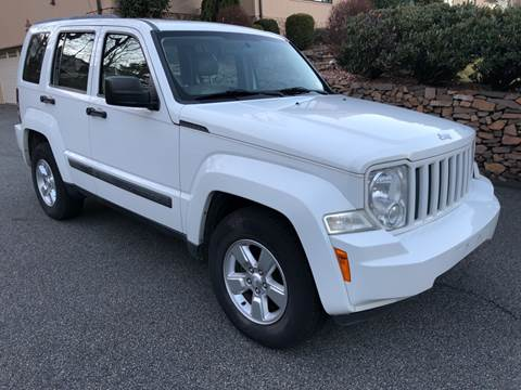 2011 Jeep Liberty for sale at Lenders Auto Group in Hillside NJ