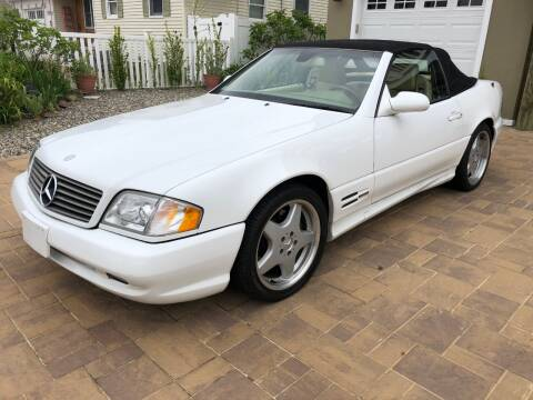 2000 Mercedes-Benz SL-Class for sale at Lenders Auto Group in Hillside NJ