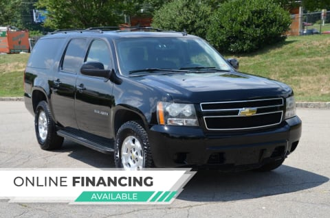 2011 Chevrolet Suburban for sale at Lenders Auto Group in Hillside NJ