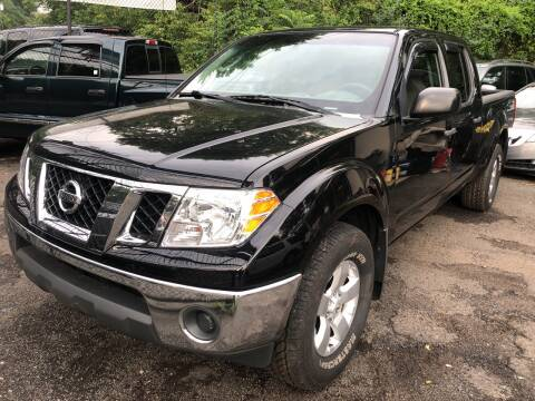2009 Nissan Frontier for sale at Lenders Auto Group in Hillside NJ