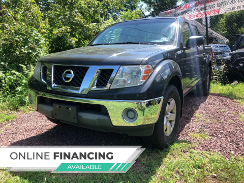 2010 Nissan Frontier for sale at Lenders Auto Group in Hillside NJ