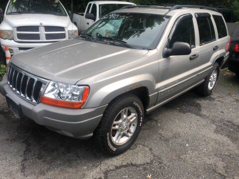 2002 Jeep Grand Cherokee for sale at Lenders Auto Group in Hillside NJ